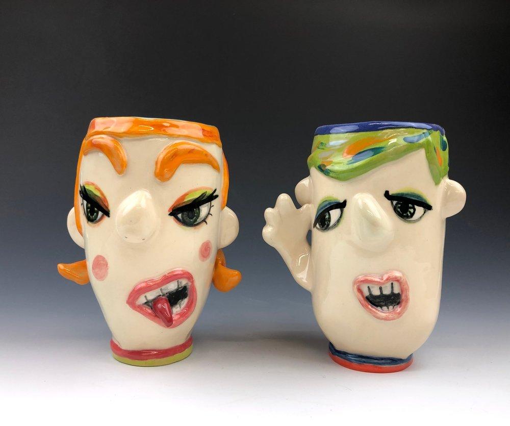 Angry Mugs