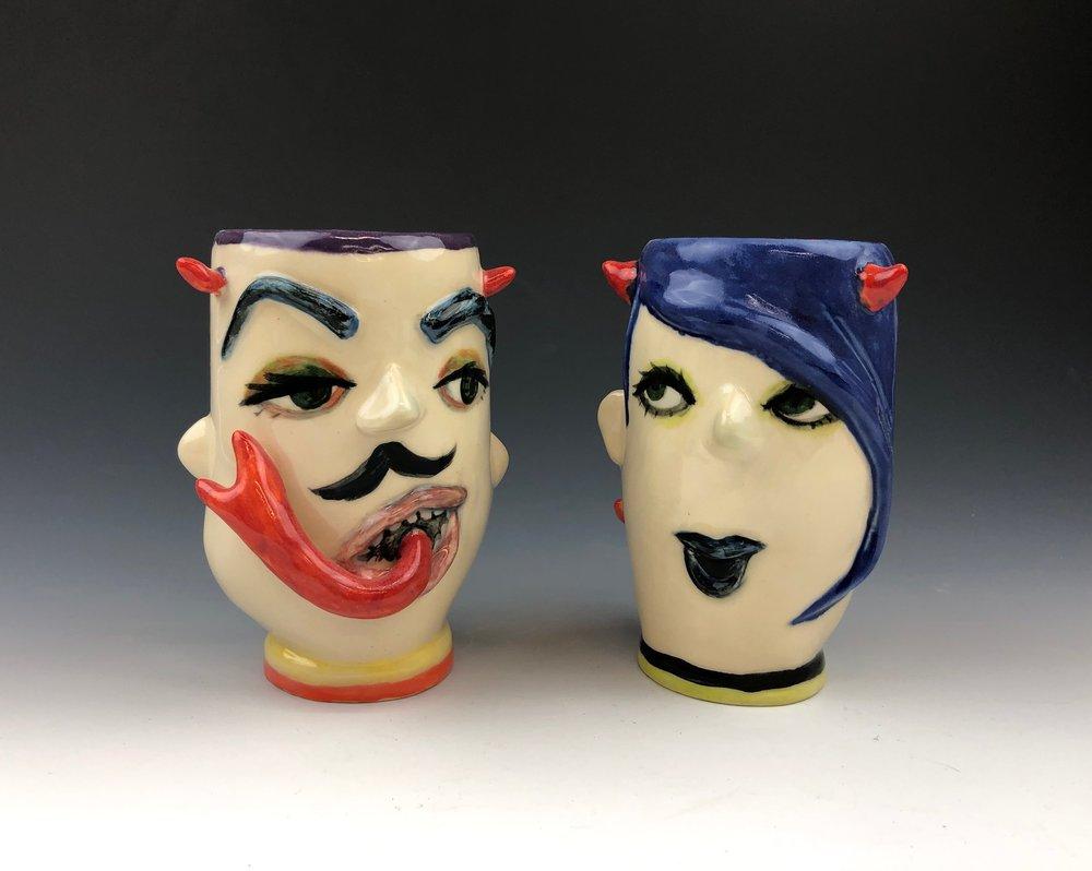 Devilish Mugs