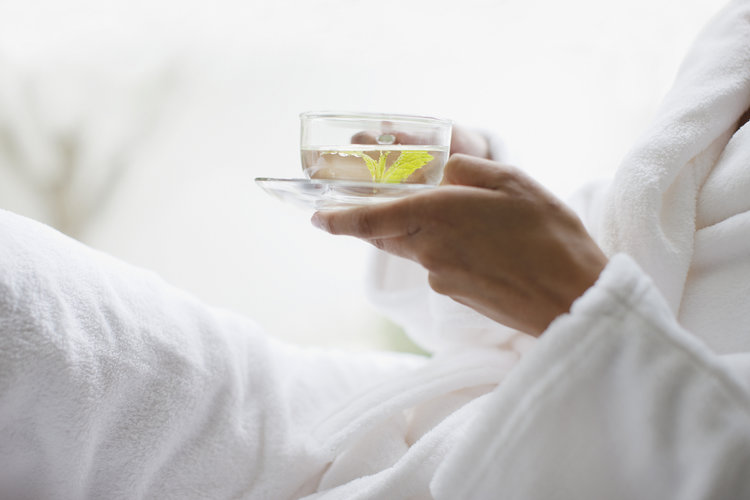 spa robe + tea.jpg