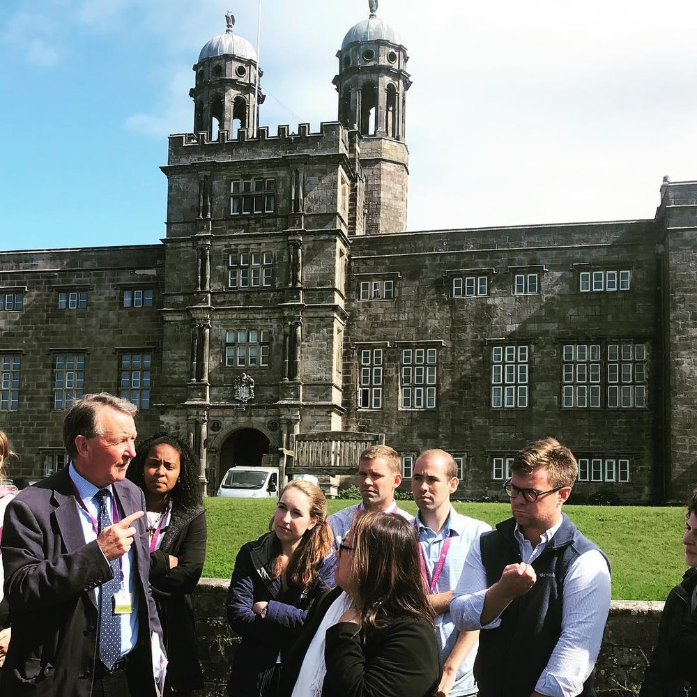 Stonyhurst College and the Christian Heritage Center