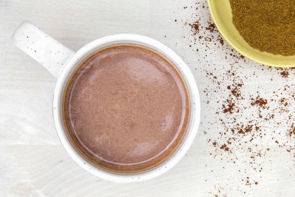 Moroccan Hot Cocoa