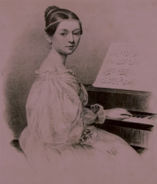 Clara Schumann - ONE OF THE MOST DISTINGUISHED PIANISTS AND COMPOSERS OF THE ROMANTIC ERAIn an era when women, apart from singers, almost never performed in public or composed, Clara Schumann did both. She distinguished herself as the foremost interpreter of her husband Robert's work, but she was also a primary force in reintroducing eighteenth-century keyboard music to the public. Unfortunately, her own compositions remained unknown until the second half of the twentieth century. Many are still unpublished and owned by private collectors, so we still cannot appreciate the full extent of her compositional achievements.