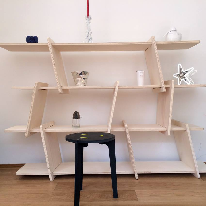 Italic Shelf for Cyrcus.it