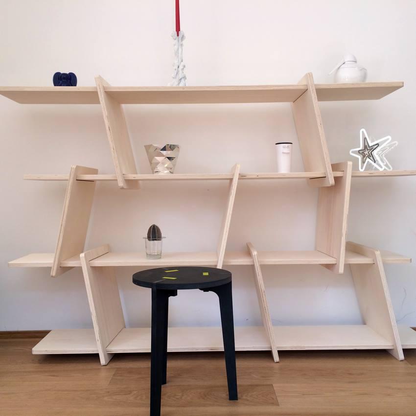 Italic Shelf for Cyrcus.it