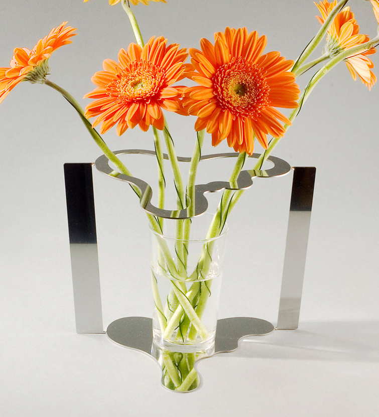 Flat Aalto Flower Holder