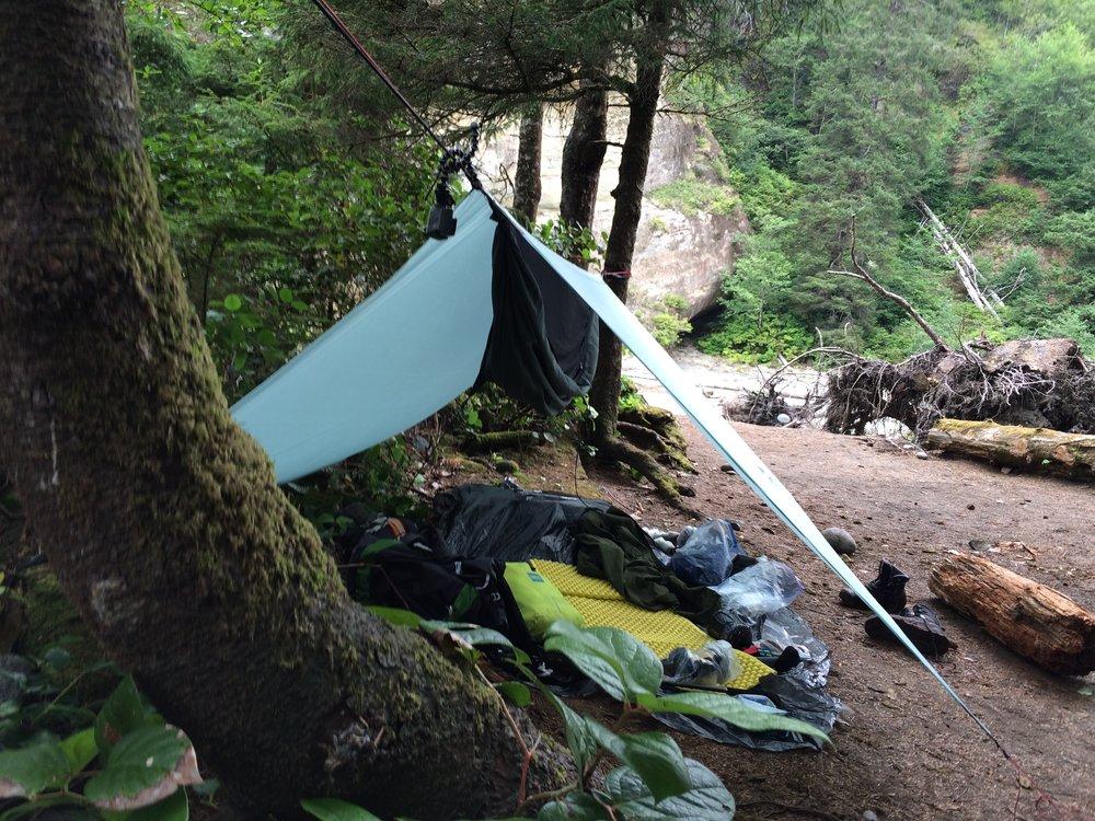 Cullite Cove Campsite