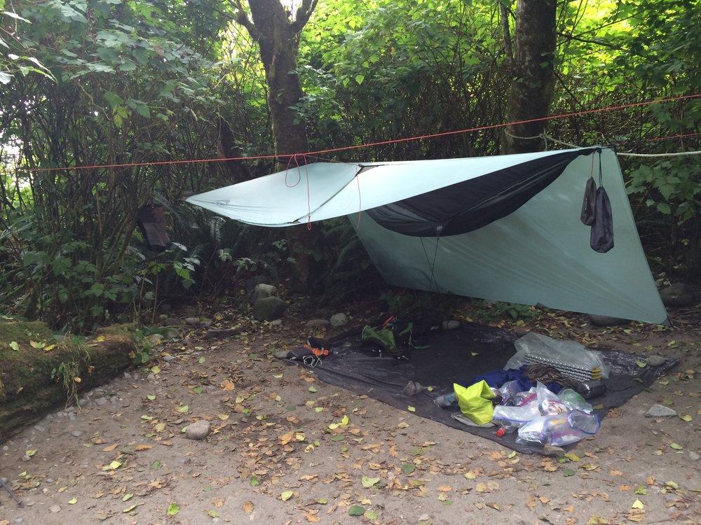 Camper Bay Campsite