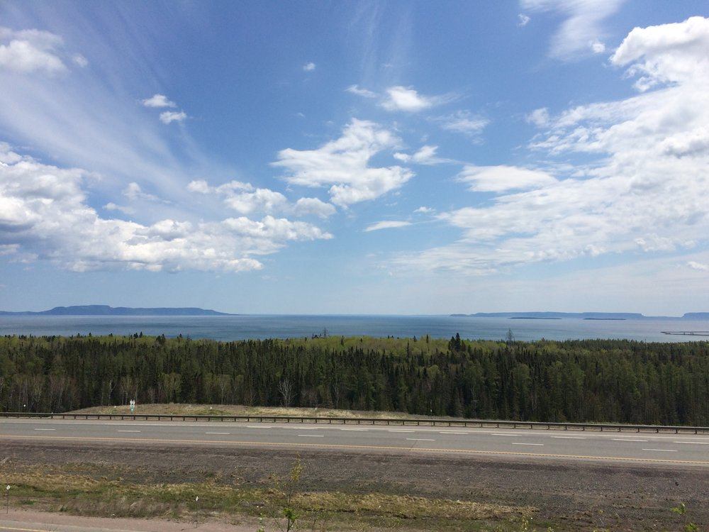 Taken from the Terry Fox Lookout near Thunder Bay, ON.