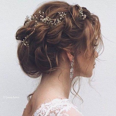 bridal hairstyle wedding blogger anya storm photography updo