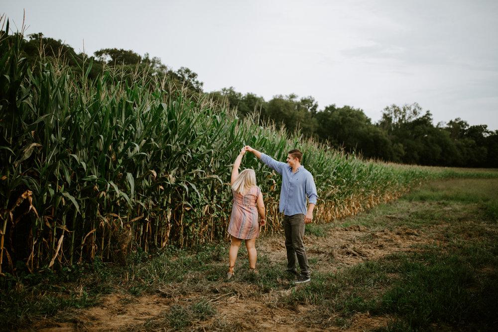 Marisa + Brett + Chattanooga + Nashville + Engagement Photos + Wedding + Photographer-34.jpg