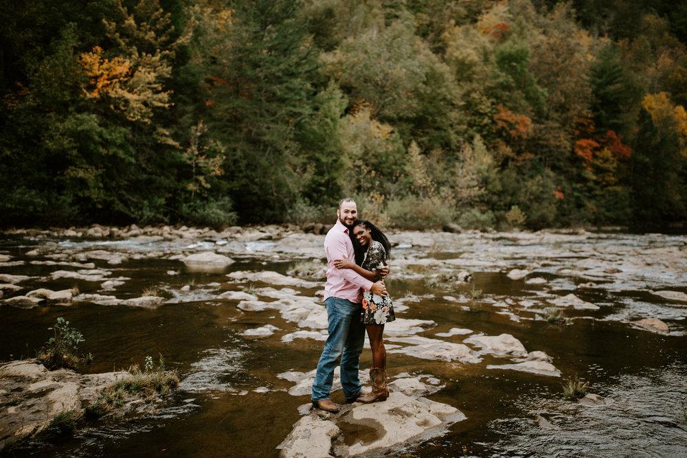 Shawney + Dan + Nashville + Chattanooga + Tennessee + Engagement + Ocoee River + Wedding + Photographer-7.jpg