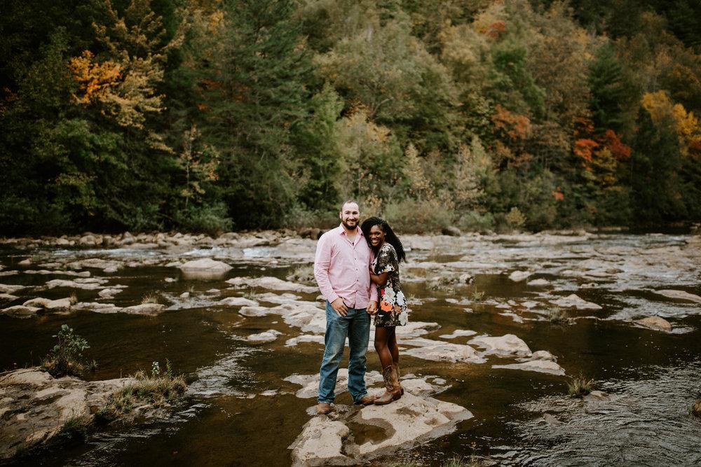 Shawney + Dan + Nashville + Chattanooga + Tennessee + Engagement + Ocoee River + Wedding + Photographer-11.jpg