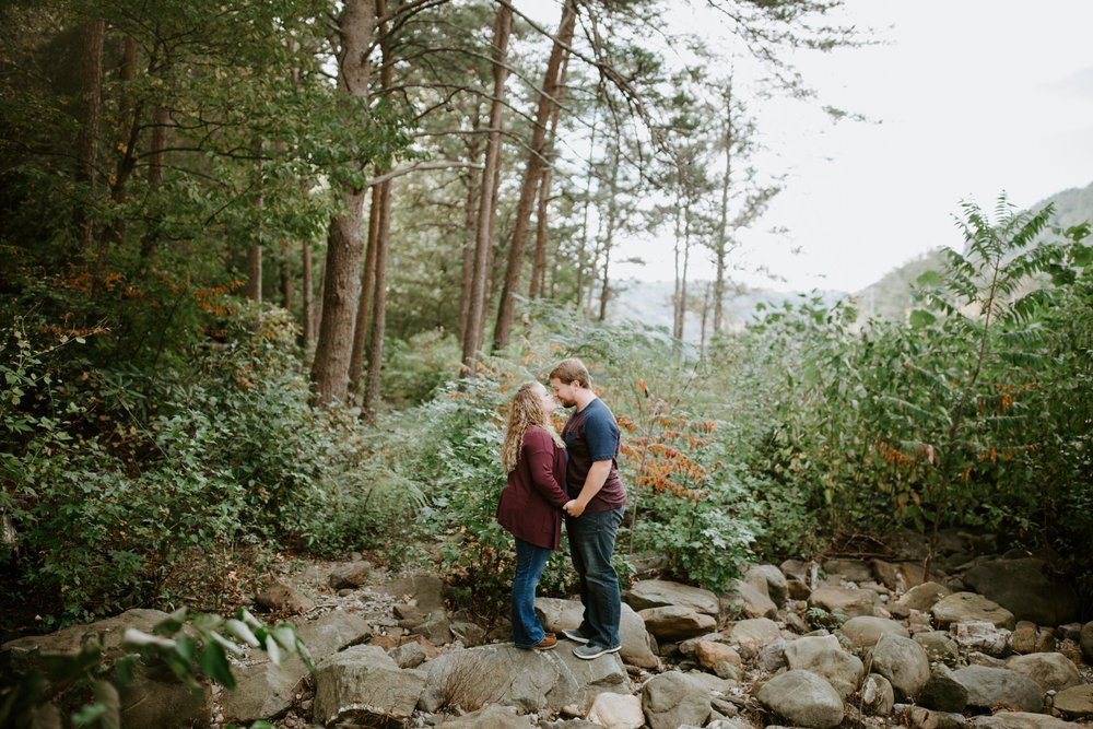 Kaitlin + Blake + Chattanooga + Tennessee + Engagement + Ocoee River + Wedding + Photographer-1.jpg