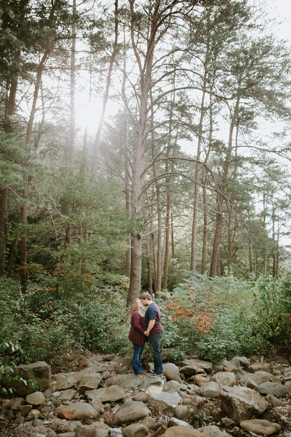 Kaitlin + Blake + Chattanooga + Tennessee + Engagement + Ocoee River + Wedding + Photographer-2.jpg
