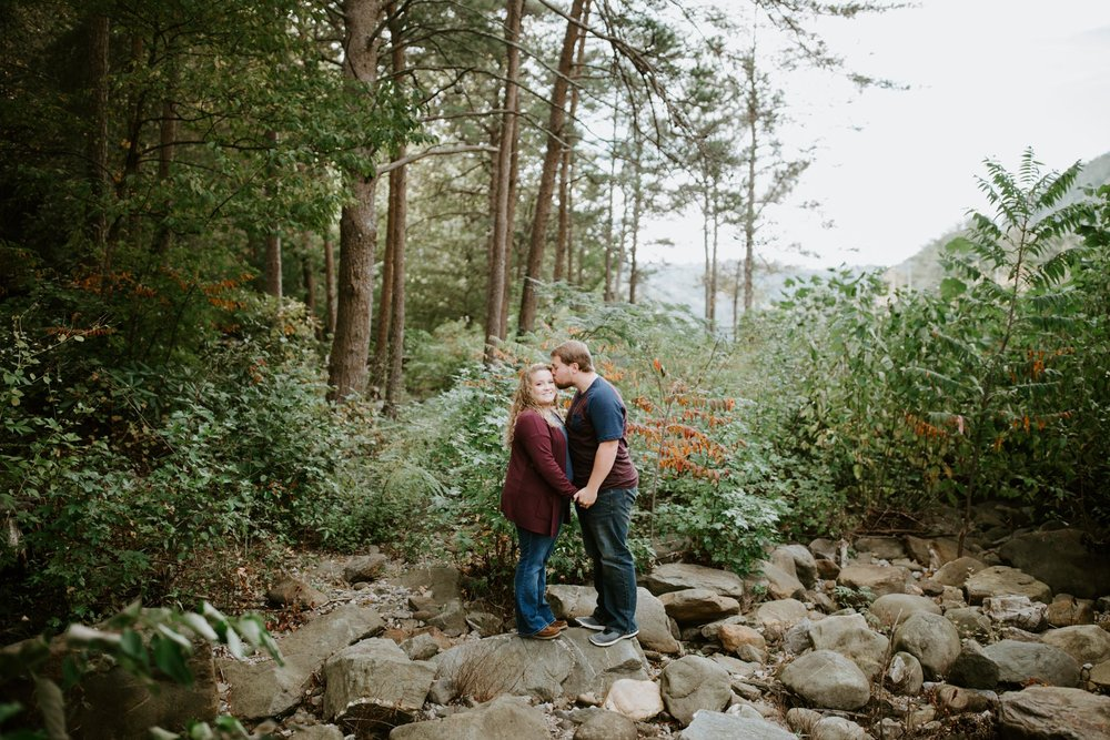 Kaitlin + Blake + Chattanooga + Tennessee + Engagement + Ocoee River + Wedding + Photographer-3.jpg