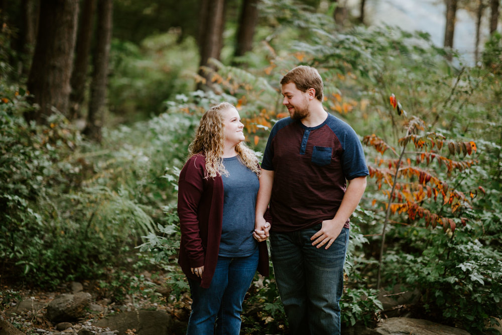 Kaitlin + Blake + Chattanooga + Tennessee + Engagement + Ocoee River + Wedding + Photographer-7.jpg
