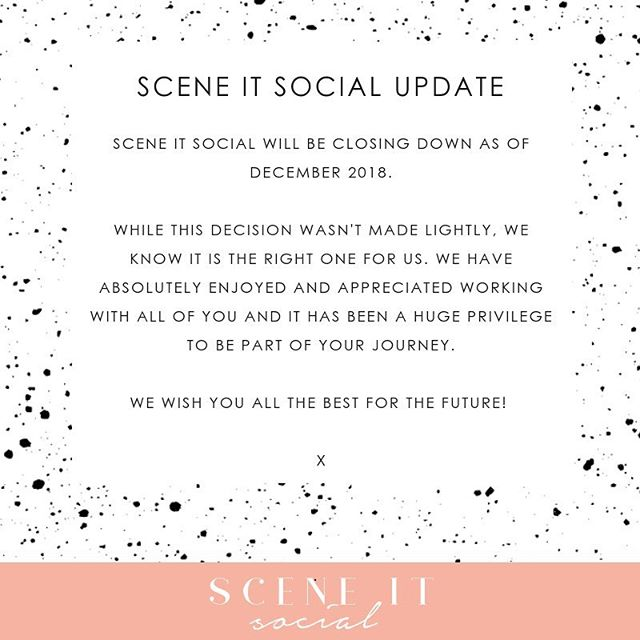 SIS UPDATE! ✨  Thank you for all the love over the last two years, it's been unreal and we are so grateful to have been apart of your business journey; big or small! 😘💗 Tahlia and Renee xx