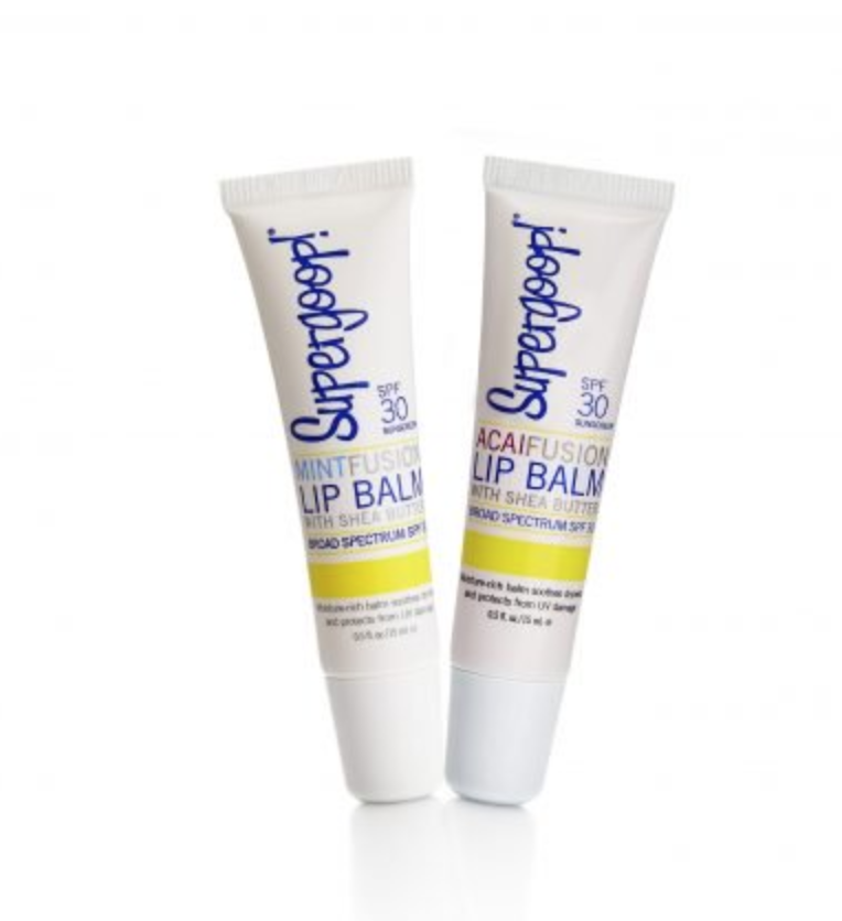 Supergoop Lip Balm