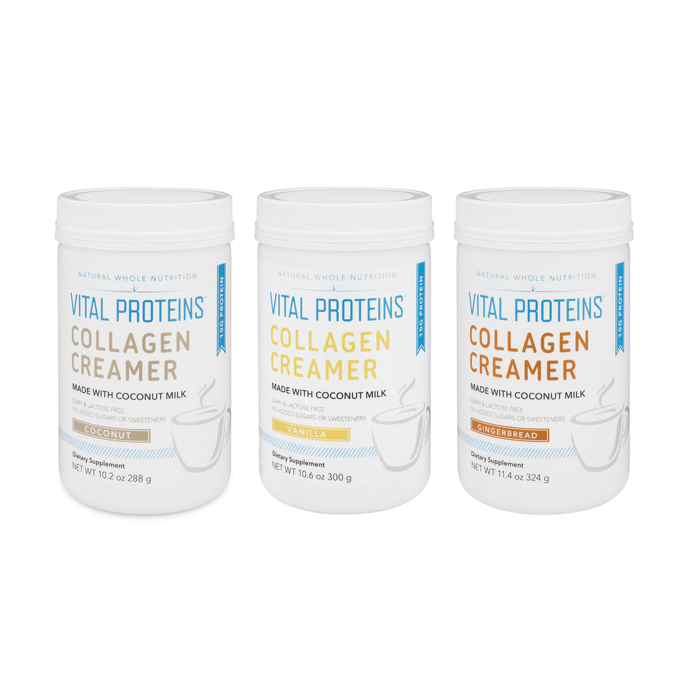 Vital Protein Collagen Creamer