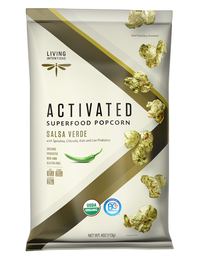 Probiotic Popcorn