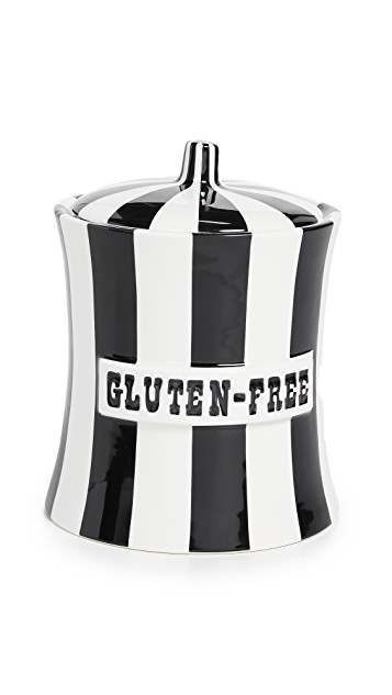 Gluten Free Canister
