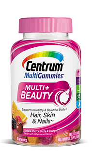 Centrum Beauty Gummies