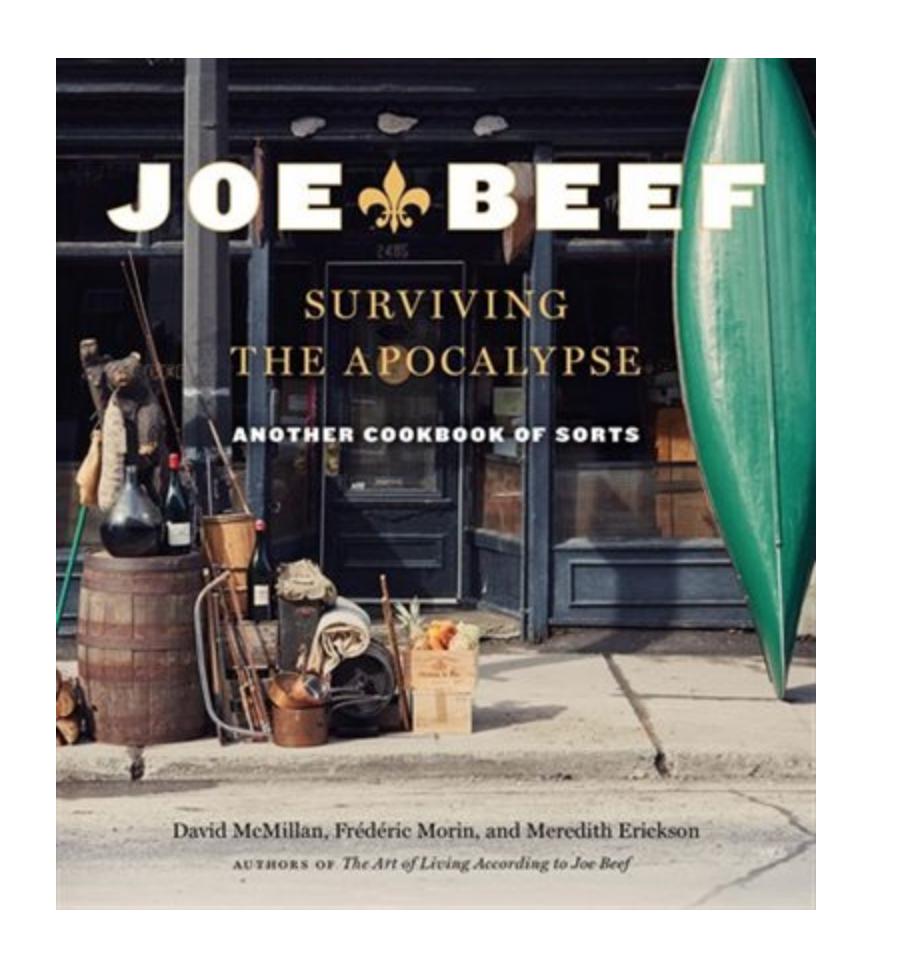 JOE BEEF: Surviving The Apocalypse