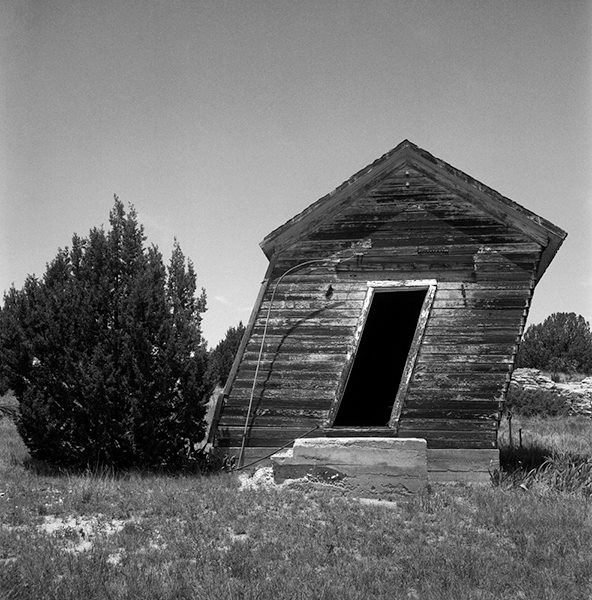Shane Darwent,  Outside Walsenberg, CO , Pigment print on cotton rag paper, 2009
