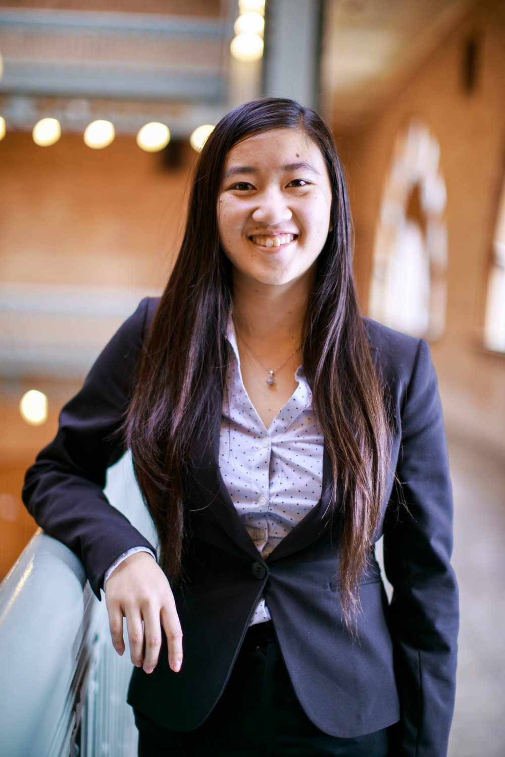 Lillian Wu | President Lillian is a junior majoring in Business Administration and Molecular Cell Biology. She is passionate about giving back to the community and being able to see the impact that she makes. She joined Microfinance at Berkeley because the club provides a wonderful opportunity for her to use her skills to work with clients one-on-one and provide them with the information that they need in order to succeed