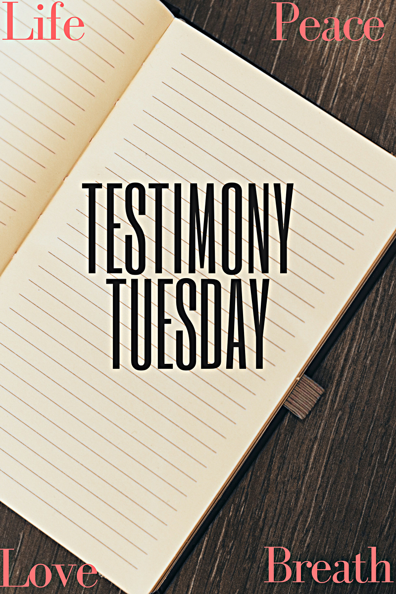 TEstimony