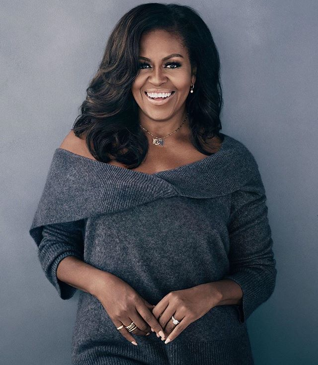 #Repost @ebonymagazine ・・・ 🗣 Forever #FLOTUS PSA: #Oprah came in second, #HilaryClinton followed up in the third but guess who America just chose as the number one most admired woman in America?! Here's an obvious hint: She was our #EBONYPower100 Cover Star! #MichelleObama continues to leave her mark on 2018 and we are lovin' it 😍! Tap #linkinbio [📸: #GoodHouseKeeping]