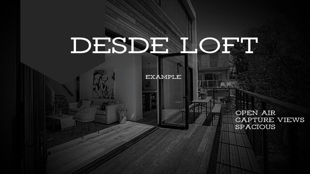 DESDE Lofts