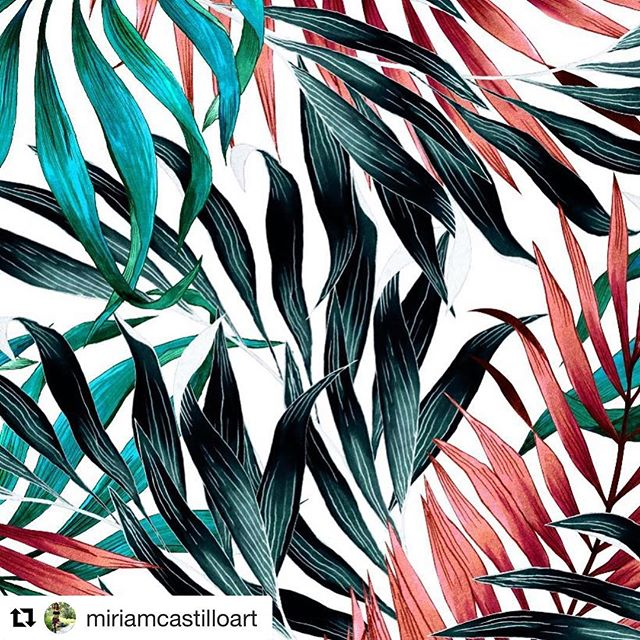 Fresh from the drawing board, amazing new work by @miriamcastilloart #Repost @miriamcastilloart with @get_repost ・・・ New pattern for new ideas. #palmbeach #textiledesigner #surfacedesign #botanicalillustration #tropicalvibes #illustration #miriamcastillodesign #southwindprojects #plantmedicine #ancestralmedicine #ethnobotany #nativeamerican #organicrevolution #sustainable #limitededitions #printmaking #publishing #collaborative_economy #foodmedicine