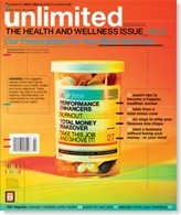 Unlimited Magazine Interviews Financial Author Ahmed Dawn