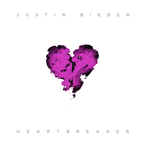 "JUSTIN BIEBER    ""HEARTBREAKER""    - Co-Production, Guitar  Prod. by T-MINUS"