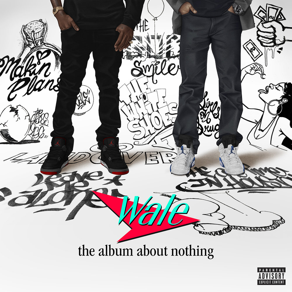 "WALE ft. JEREMIH    ""THE BODY""    - Guitars  Prod. by SOUNDZ"