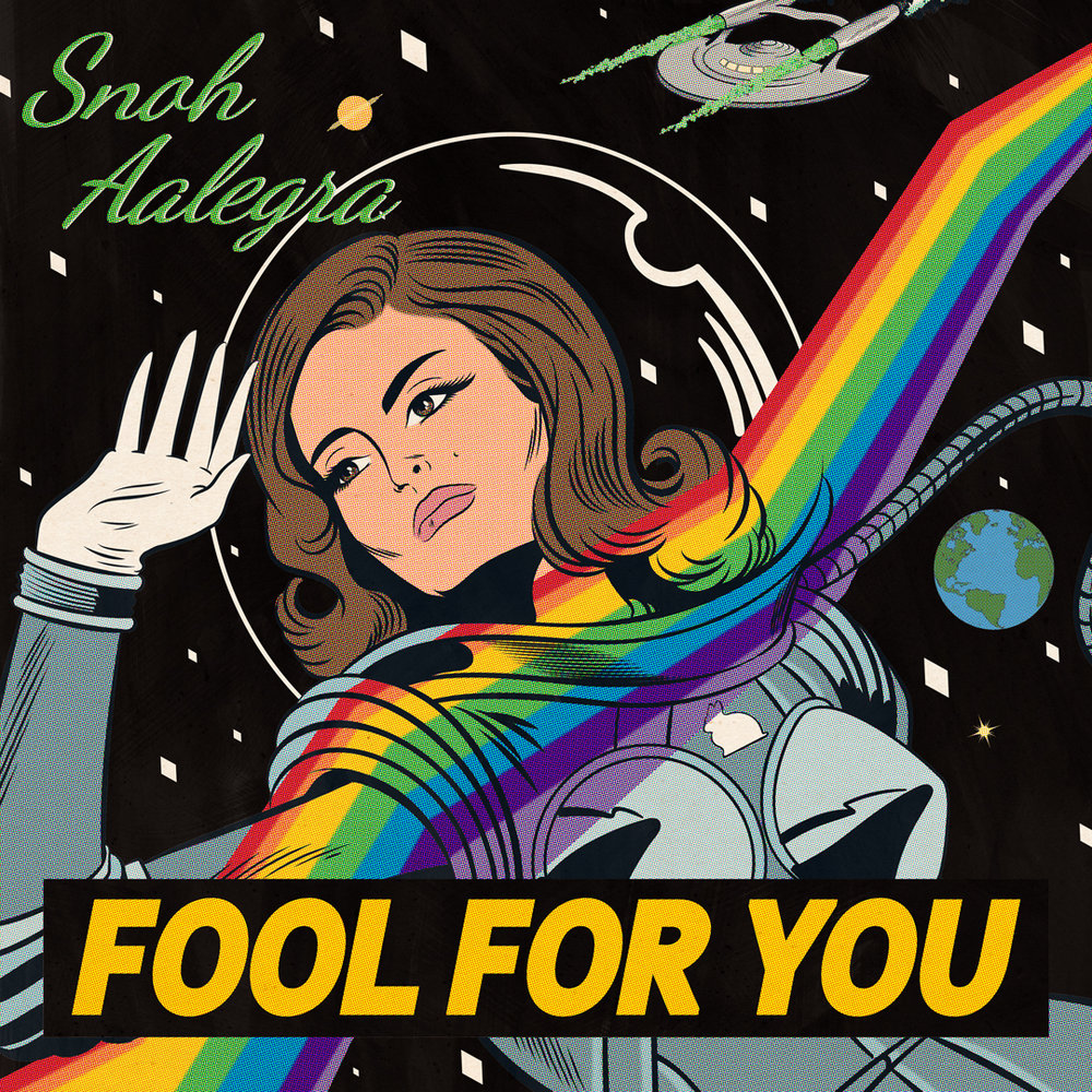 """SNOH AALEGRA     """"FOOL FOR YOU""""    - Produced by J.Valle"""