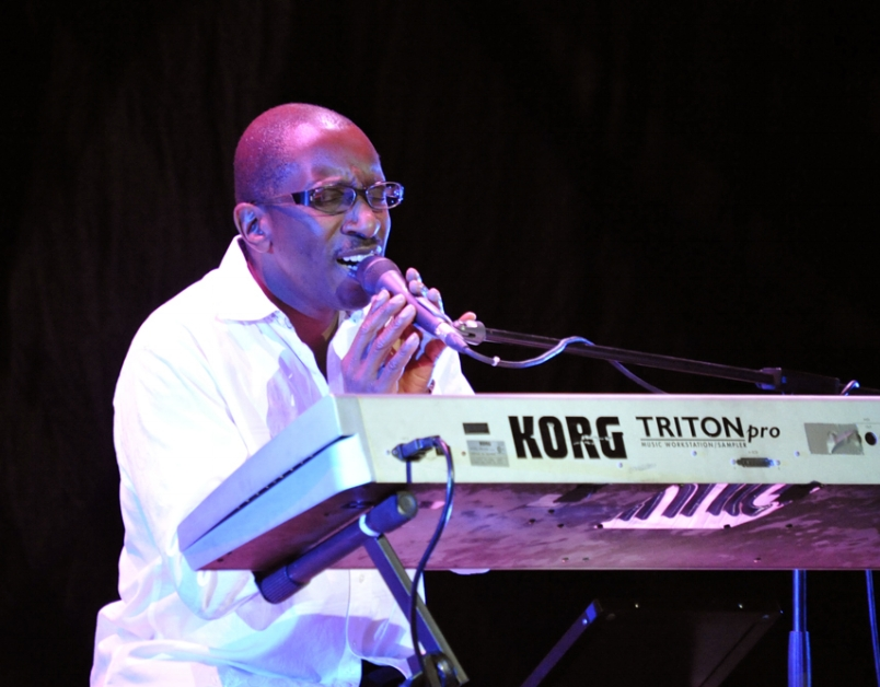 GREG PHILLINGANES - Keyboards