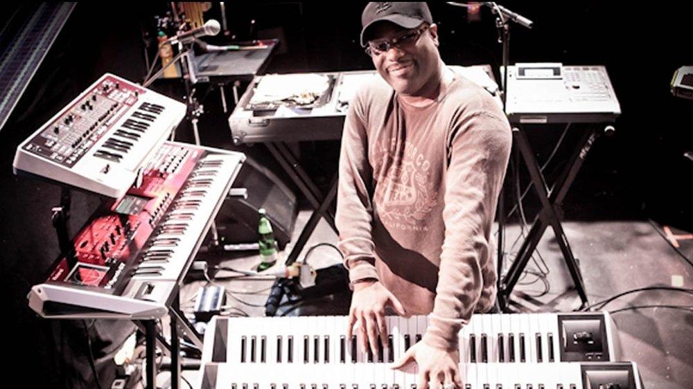 Copy of VALDEZ BRANTLEY - Keyboards