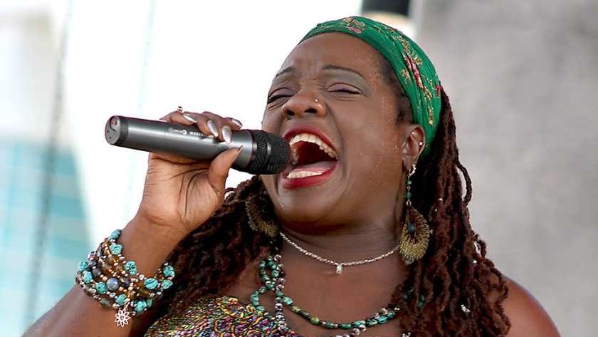 Copy of THORNETTA DAVIS - Detroit's Queen of Blues