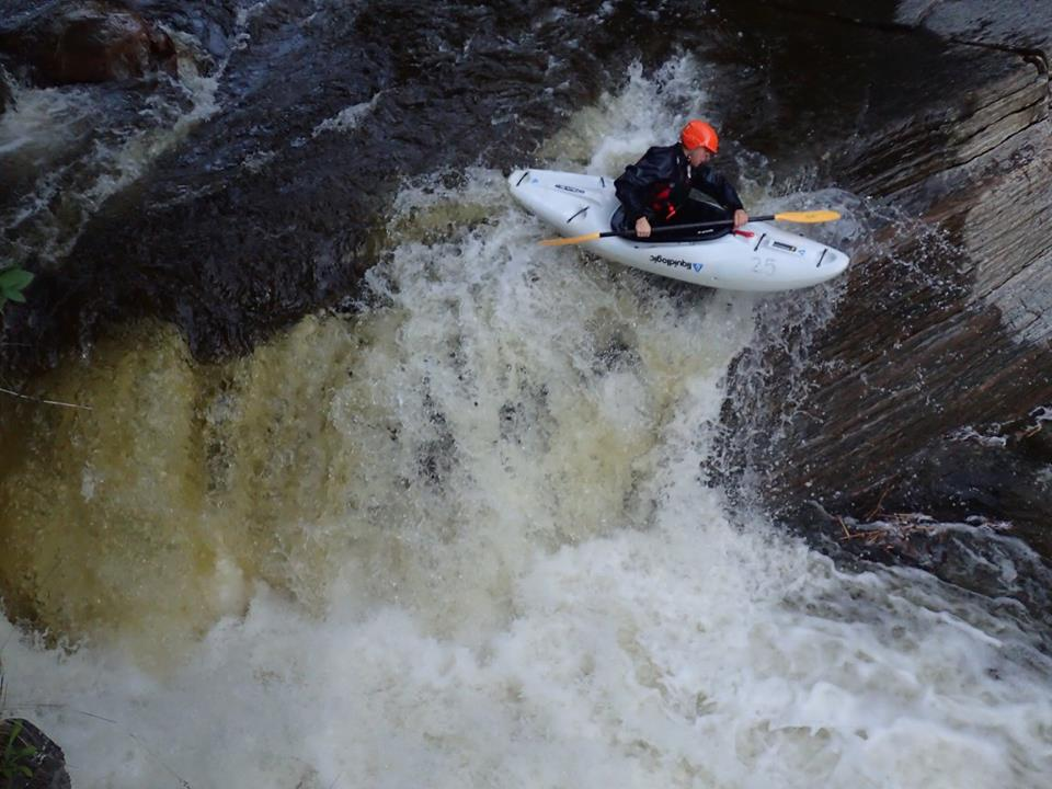 Whitewater Kayaking