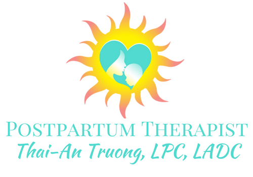 Postpartum Therapist - Thai-An Truong, LPC, LADC