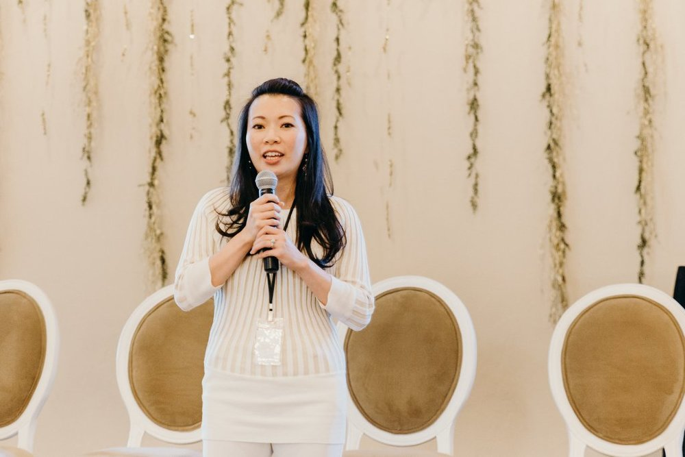 Oklahoma Speaker Oklahoma Presenter Thai-An Truong Postpartum Depression Postpartum Anxiety