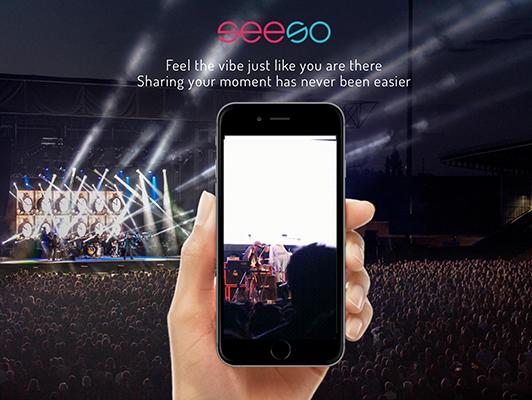 현장에서의 18초 영상을 즉석에서 찍고, 편집하고, 공유까지 하는 앱, 시소(SeeSo)다.