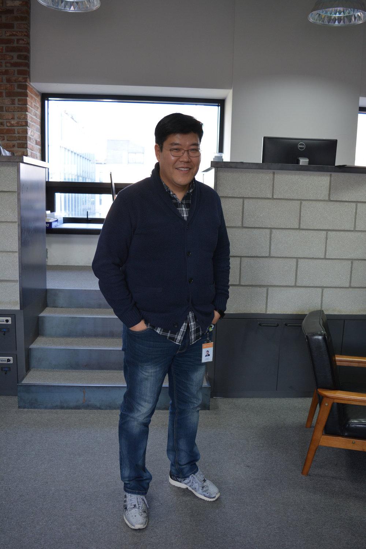 류중희 CEO님