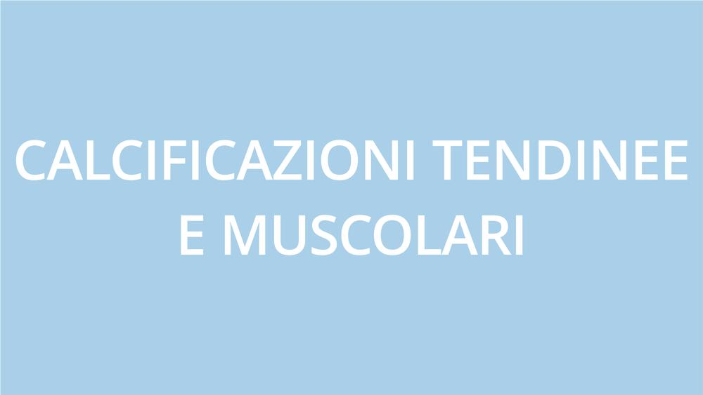 fisioterapia ughetta piacenza - calcificazioni tendinee e muscolari
