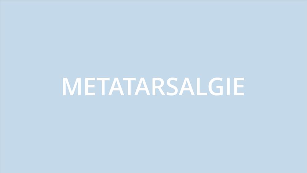 fisioterapia ughetta piacenza - metatarsalgie