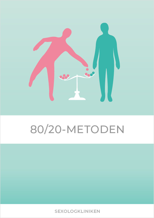 80/20-metoden - Sexologkliniken