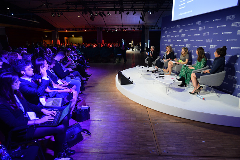 EVENTS & MEDIA — GLOBAL WOMEN LEADERS, STRATEGIC PHILANTHROPY