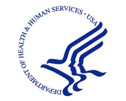 Logo for the Department of Health and Human Services